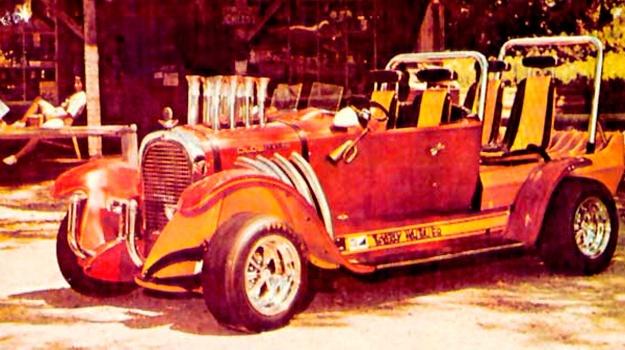 car tv & movie by BARRIS KUSTOM Beverl10