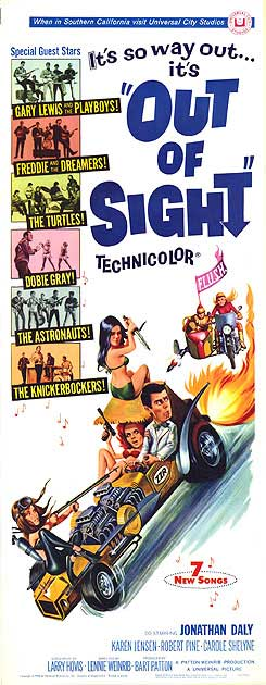 OUT of SIGHT 1966 Mpw-3310