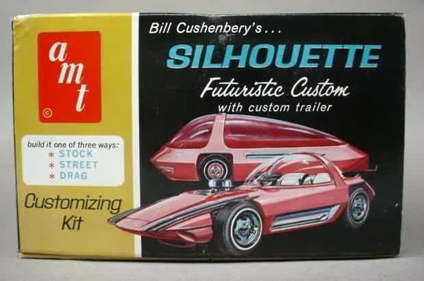 SILHOUETTE - Bill Cushenbery Silhou12