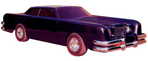 car tv & movie by BARRIS KUSTOM Thecar10