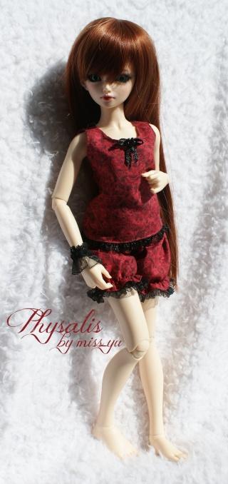 Oh! My needles - Robe Kikipop et tenue Nena 02 (19-07) p.9! Bloome12