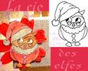 des petites nouveautés chez la Compagnie des Elfes - Page 3 Chouet11