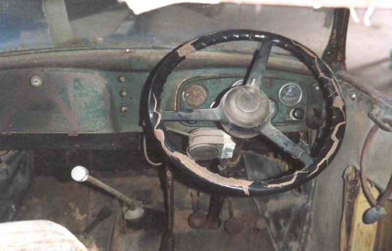 SEVEN  OPALE ROADSTER 1938 Bord_a10