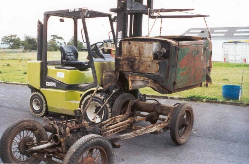 SEVEN  OPALE ROADSTER 1938 Levage10