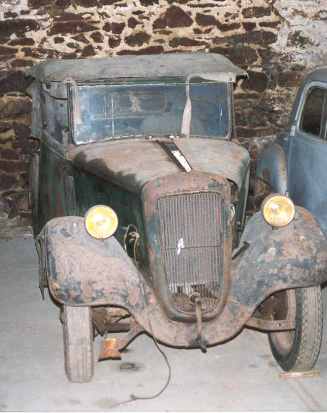 SEVEN  OPALE ROADSTER 1938 Milka_10