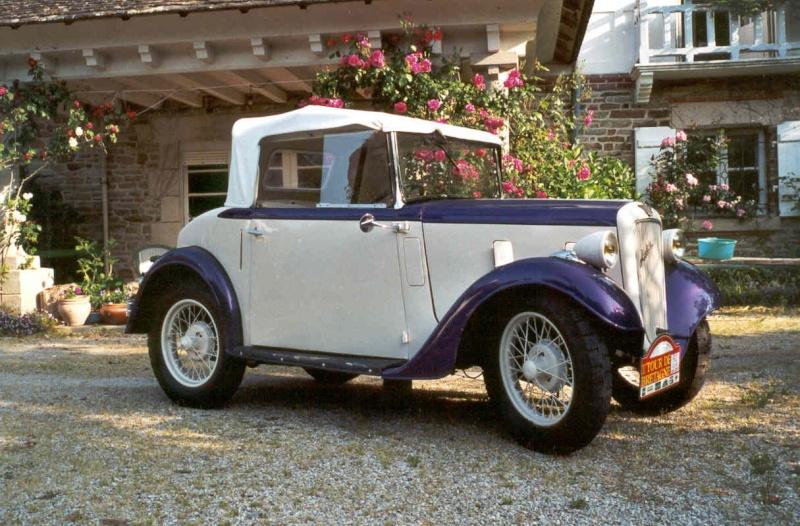 SEVEN  OPALE ROADSTER 1938 Milka_22