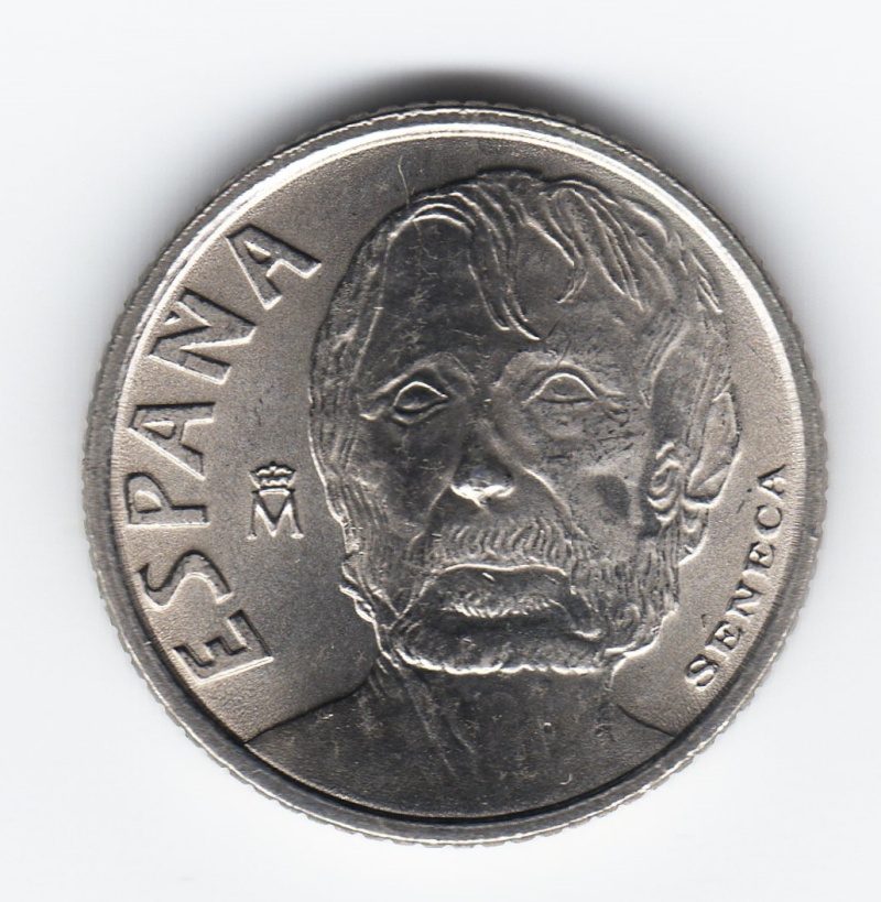 10 Pesetas. Séneca. 1997 - Juan Carlos I. Img85110