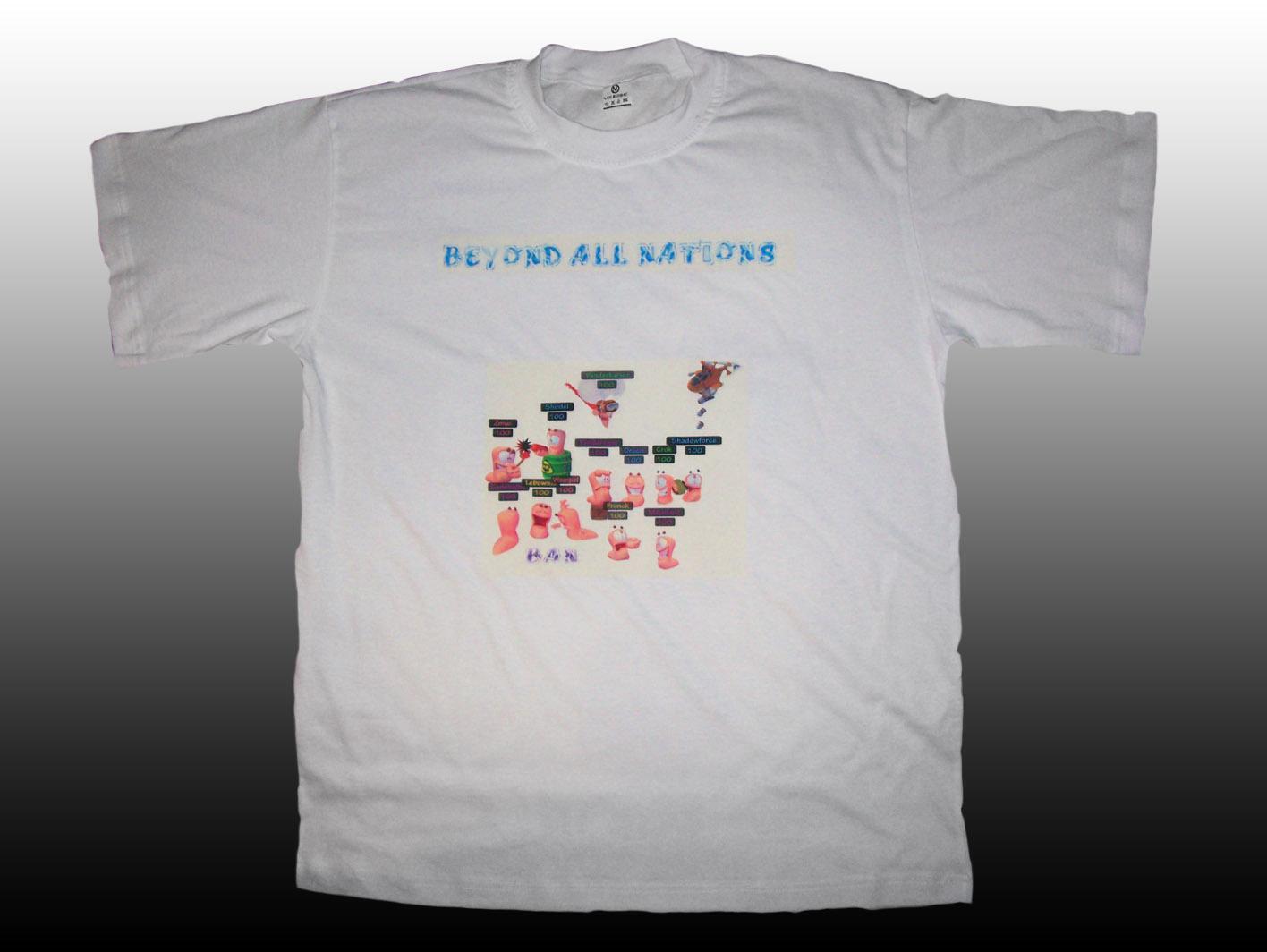 BAN T-shirts T-shir13