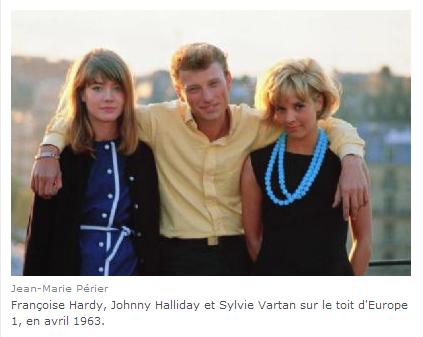 Un modèle photographique récurrent pour Jean-Marie Périer Avril_10