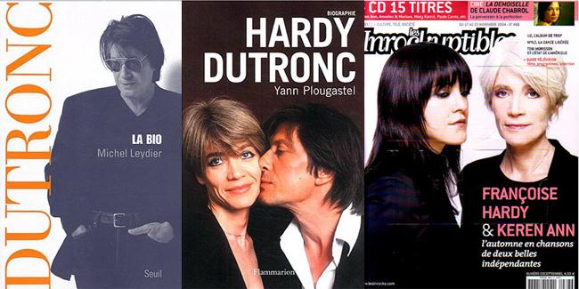Françoise Hardy dans Rock'n'France -  dernier extrait Bandea10