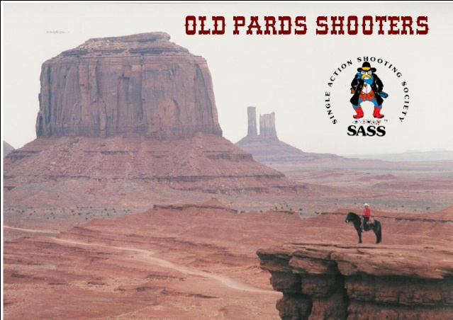 Cowboy Action Shooting by the Old Pards Shooters