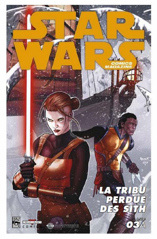 STAR WARS COMICS MAGAZINE #03 - MAI 2013 03a11