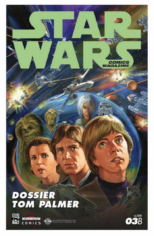 STAR WARS COMICS MAGAZINE #03 - MAI 2013 03b10