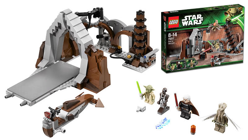 LEGO STAR WARS - 75017 - Duel on Geonosis 75017_10