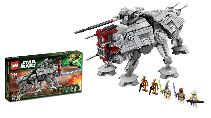 LEGO STAR WARS - 75019 - AT-TE 75019_10