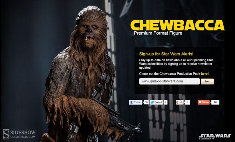 Sideshow - Chewbacca Premium Format Chewee10