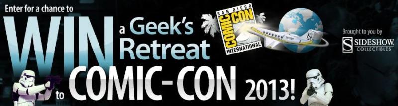 Sideshow vous offre le Comic Con 2013 ! Comic_10