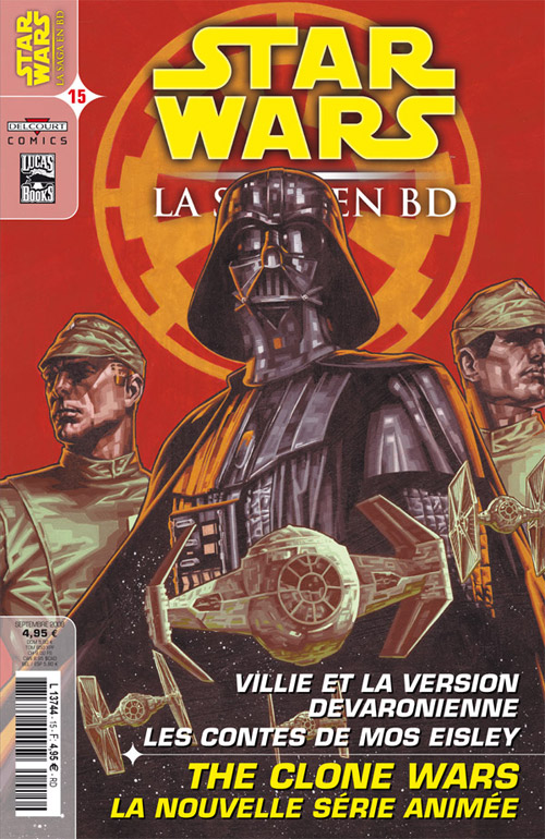 STAR WARS - LA SAGA EN BD #10 - #19 Comics11