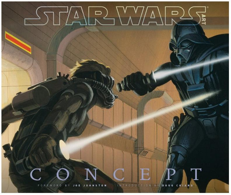Star Wars Art : Concept (VO) - Aux origines du mythe (VF) Concep12