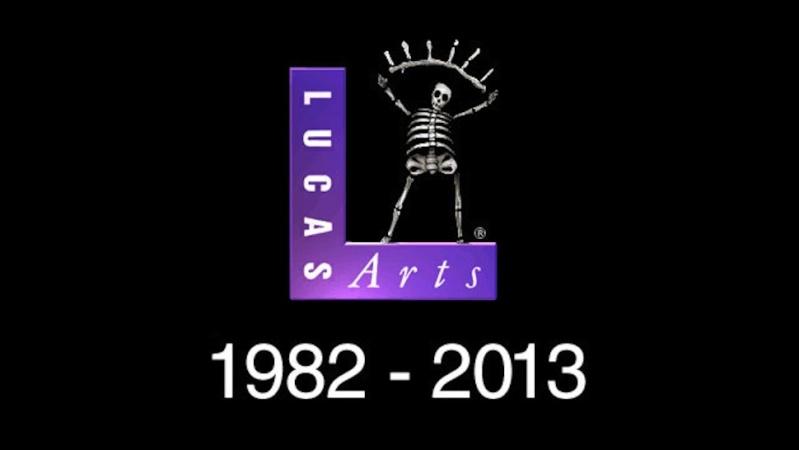 """Disney ferme """"LucasArts"""" mythique studio de développement K-bigp10"""