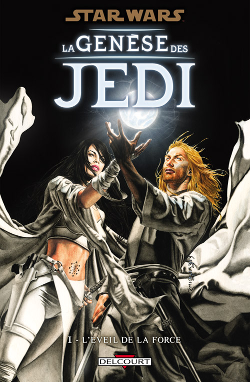 COLLECTION STAR WARS - LA GENESE DES JEDI  La_gen11