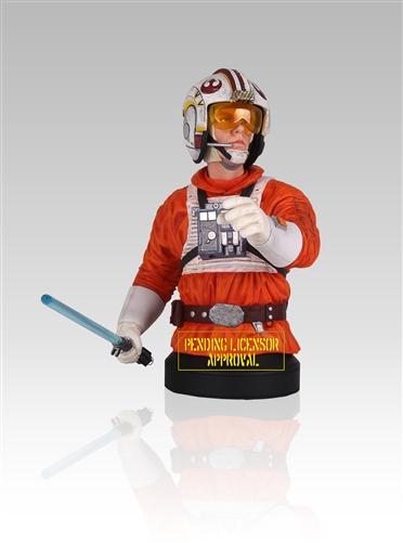 Gentle Giant - Luke Snowspeeder Pilot PGM Deluxe Mini Bust Mini_l11