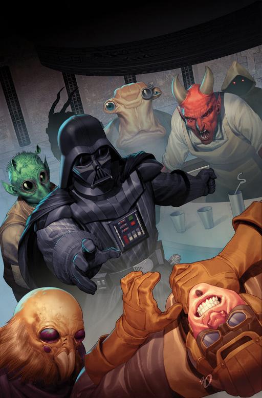 Star Wars - Darth Vader (US) - Page 2 Ninth_11