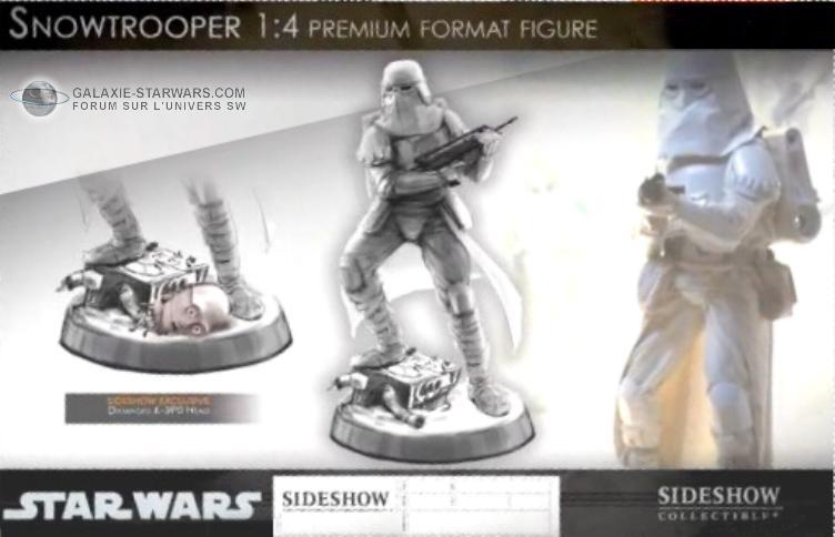 Sideshow Collectibles - Snowtrooper Premium Format Figure Snowtr10