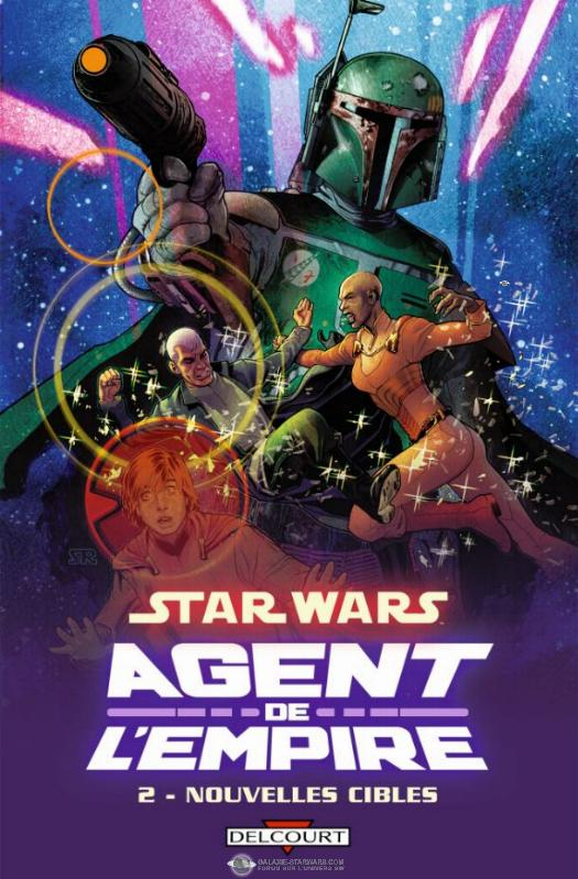 COLLECTION STAR WARS - AGENT DE L'EMPIRE  Sw_age10