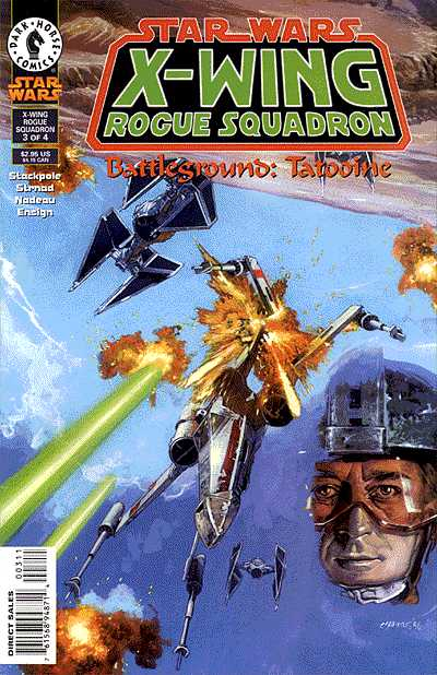 STAR WARS - X-WING ROGUE SQUADRON X-wing12