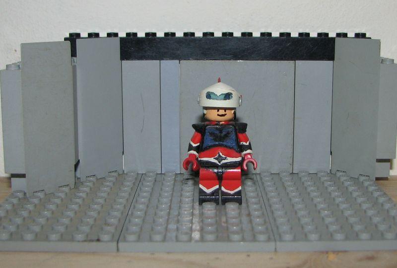 Customs lego  personnages de DA 80's de Fabax Actaru10