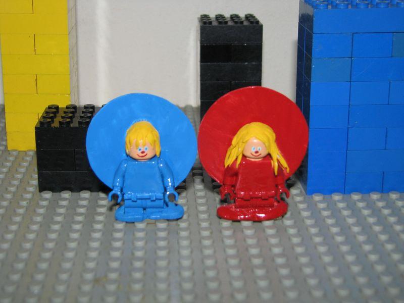 Customs lego  personnages de DA 80's de Fabax Chapi_10