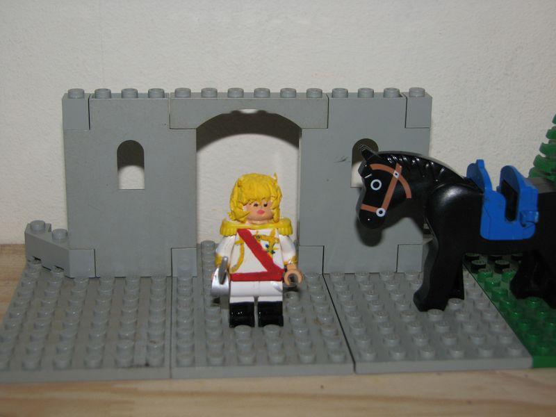 Customs lego  personnages de DA 80's de Fabax Lady_o10
