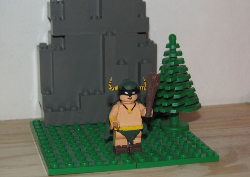 Customs lego  personnages de DA 80's de Fabax Migtho10