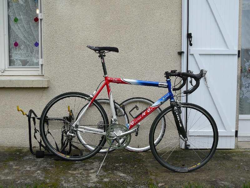 vélo 650c Exs210