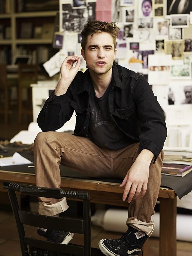 récap' Outtakes Robert Pattinson pour TVweek (Carter SMITH ) 082xf10