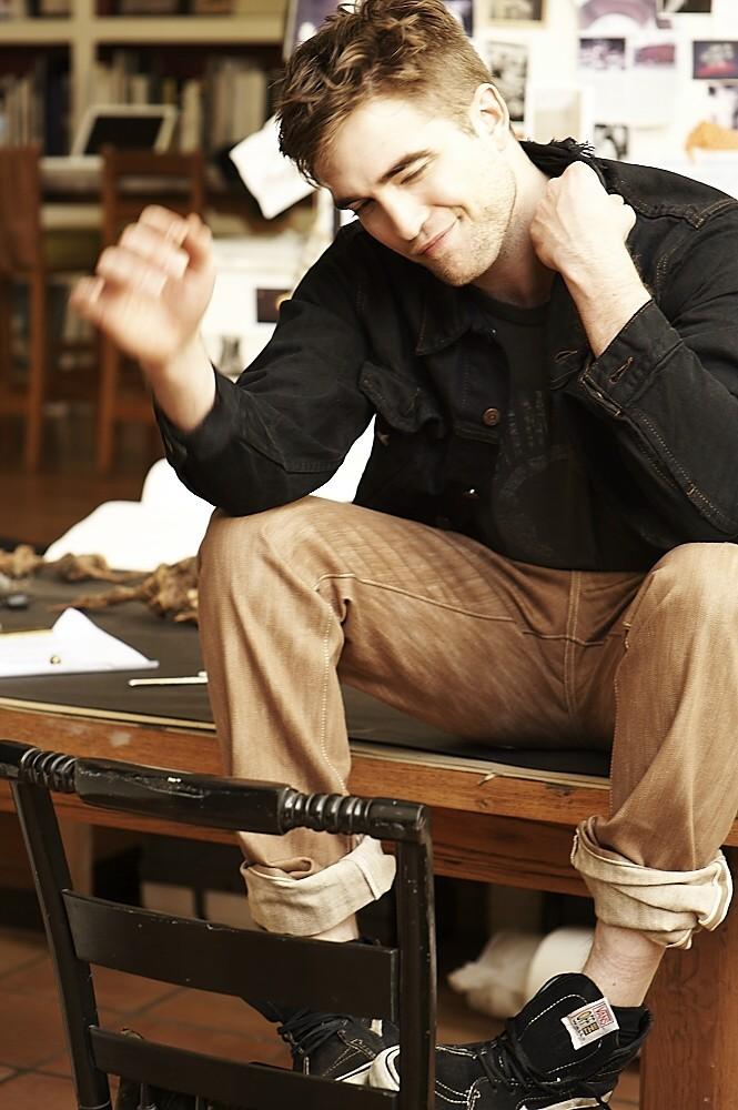 récap' Outtakes Robert Pattinson pour TVweek (Carter SMITH ) 211