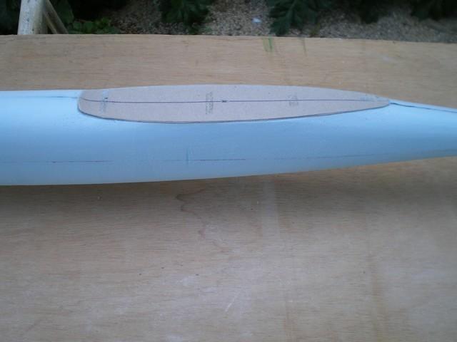 Réalisation d'un fuselage en moule perdu pour un hight aspec Imgp1314