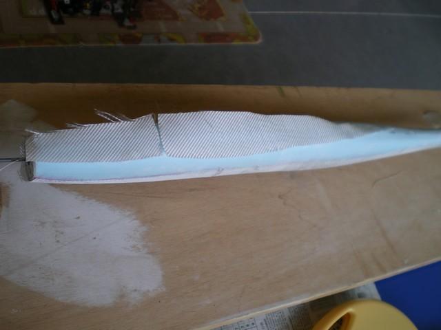 Réalisation d'un fuselage en moule perdu pour un hight aspec Imgp1325