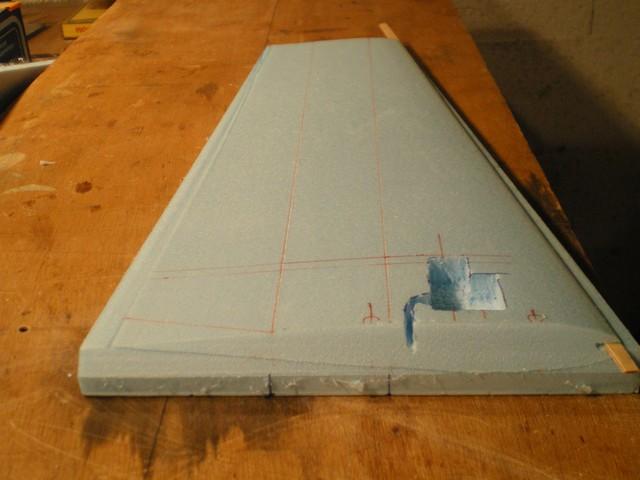 Réalisation d'un fuselage en moule perdu pour un hight aspec Imgp1417