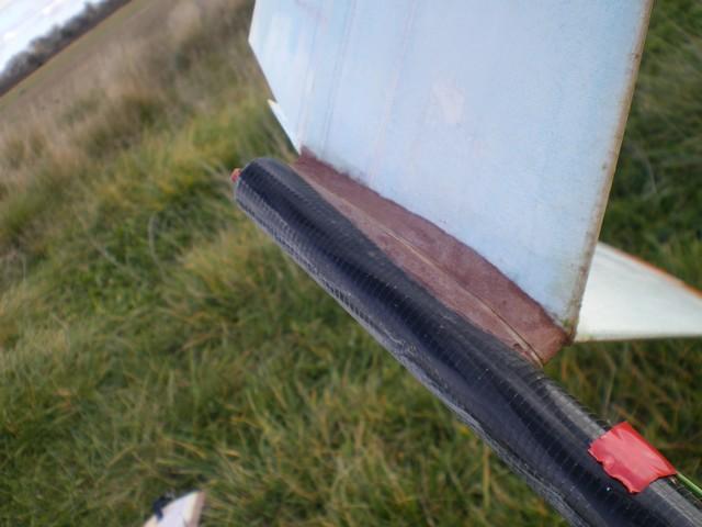 Réalisation d'un fuselage en moule perdu pour un hight aspec Imgp1814