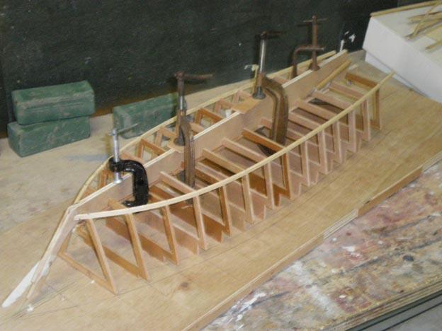 Barques de Joutes Mandréennes (de Saint Mandrier) Joutes18