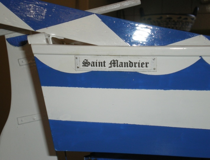 Barques de Joutes Mandréennes (de Saint Mandrier) Joutes22