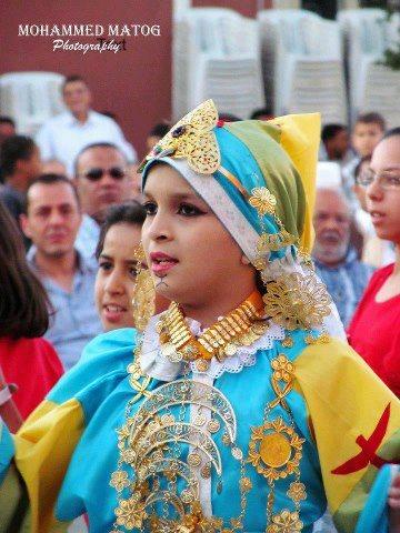 tamazighte est encore plus belle en costume Amazigh Costum12