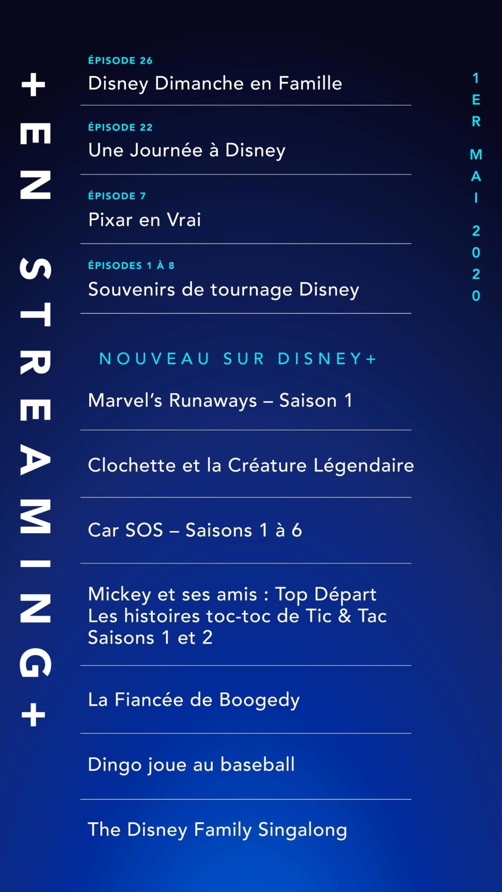 Nouveau sur Disney+ : les ajouts de chaque semaine - Page 2 Ew6svq11