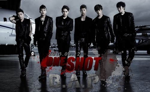 "[12.02.13] B.A.P "" One Shot "" MV  20130210"