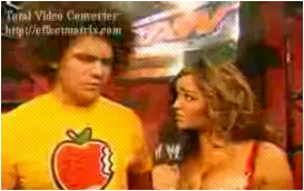 TCF • Show ECW » Goldust & Carlito a.k.a Gold Apple © vs. Ze Rock & Hernandez Goldap16