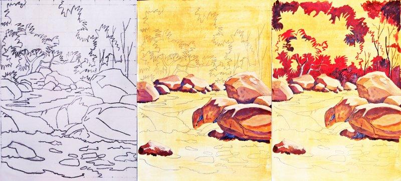 Rivière pourpre en automne Riv_1010