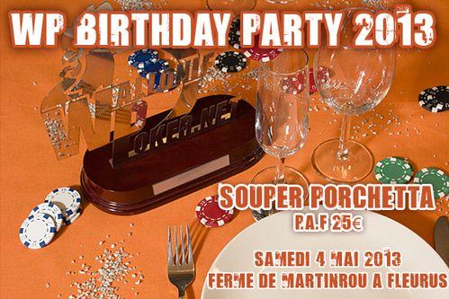 WP Birthday Party 2013 Birthd10
