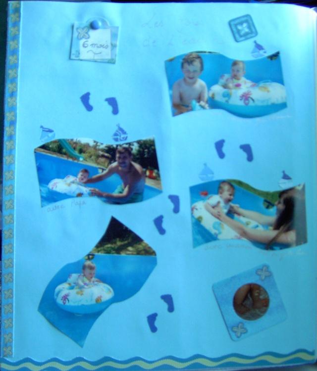Srapbooking mes premières pages Une_de13